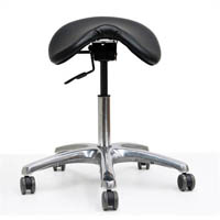 WERK SADDLE CHAIR BLACK