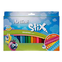 ARTLINE STIX DRAWING PEN PACK 20