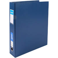 BANTEX LEVER ARCH FILE 65MM A3 BLUE