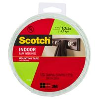 SCOTCH 110 INDOOR MOUNTING TAPE HEAVY DUTY 19MM X 8.9M