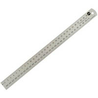 MARBIG STAINLESS STEEL RULER 600MM