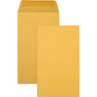 CUMBERLAND P5 ENVELOPES SEED POCKET MOIST SEAL 85GSM 120 X 65MM GOLD BOX 1000