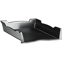 INITIATIVE DOCUMENT TRAY A4 BLACK