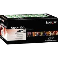 LEXMARK X264A11G TONER CARTRIDGE BLACK