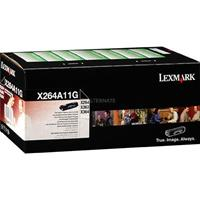 LEXMARK X264H11G TONER CARTRIDGE BLACK