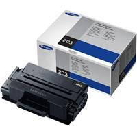 SAMSUNG MLT D203S LASER TONER CARTRIDGE BLACK