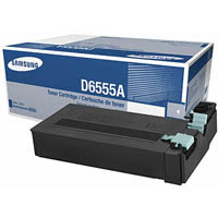 SAMSUNG SCX D6555A LASER TONER CARTRIDGE BLACK
