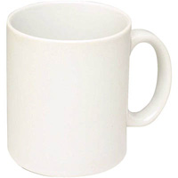 CONNOISSEUR A LA CARTE CLASSIC MUG WHITE 300ML BOX 6